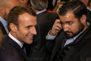 Macron-Alexandre Benalla