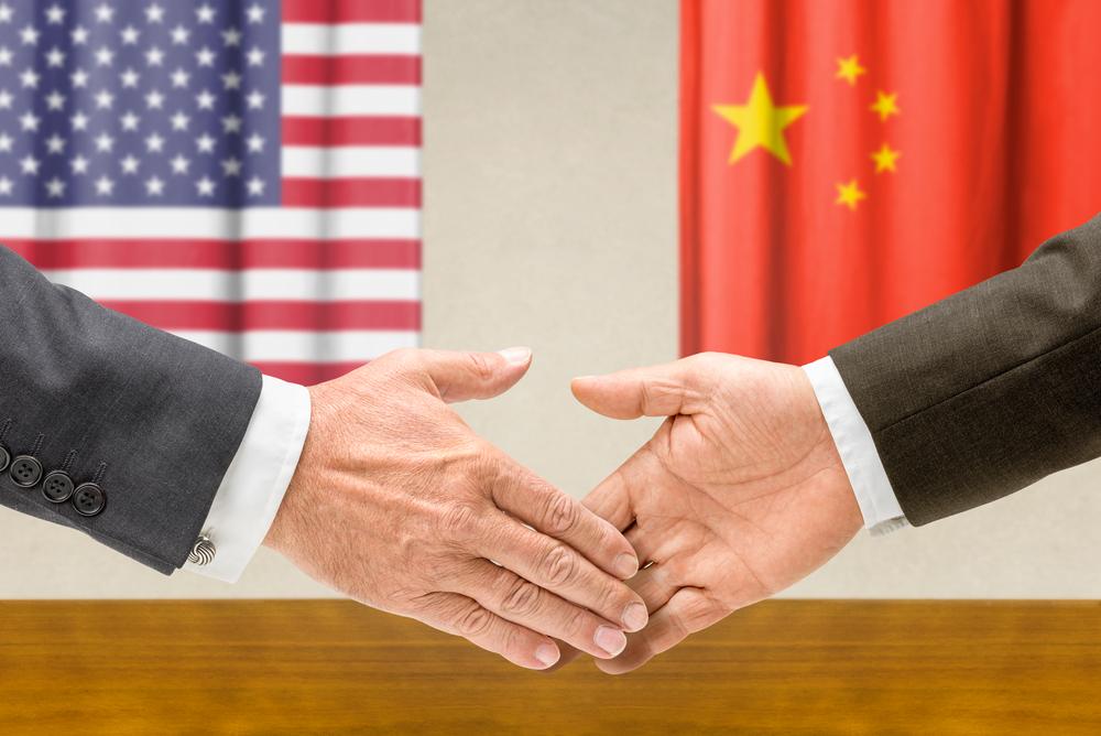 USA-Chine