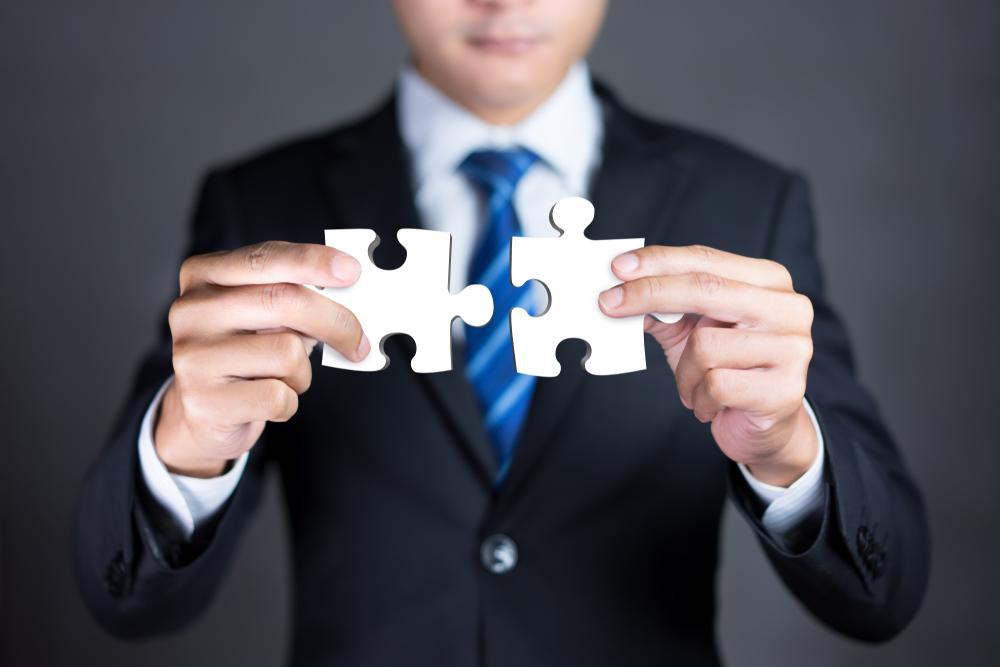 assemblage de puzzle