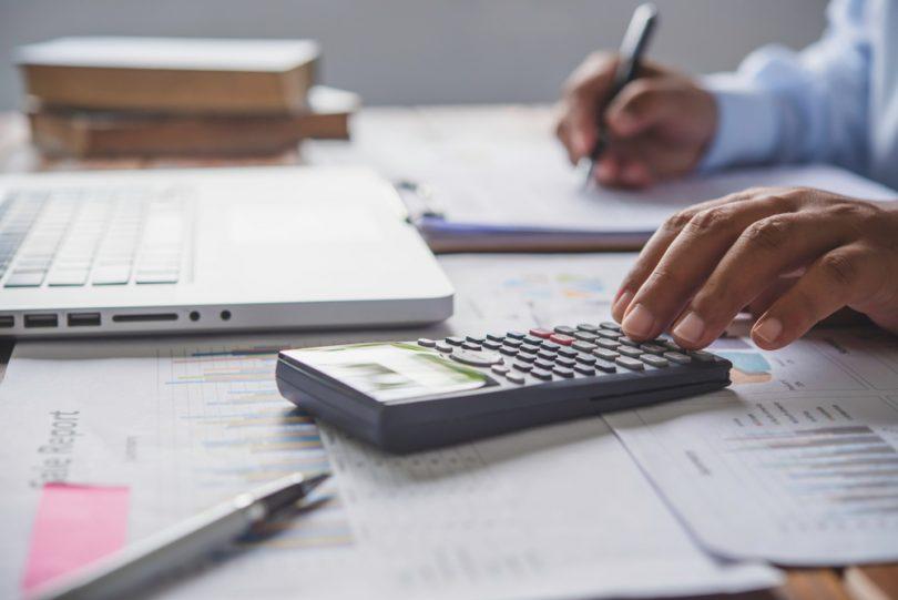 calcul des dépenses