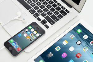 Des produits Apple