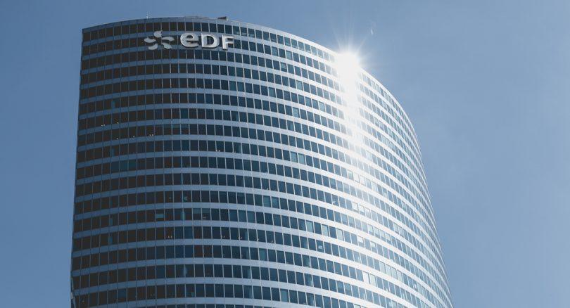 un building edf