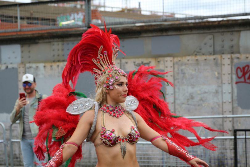 danseurs de samba