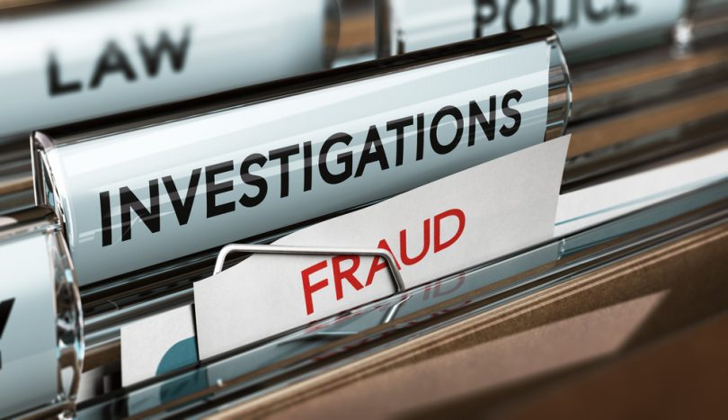 dossier de fraude