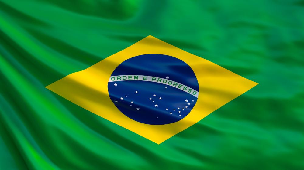 un drapeau brésilien