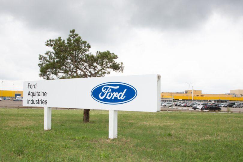 Vers la fermeture de Ford Blanquefort