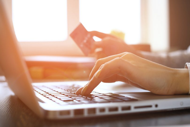 shopping sur internet