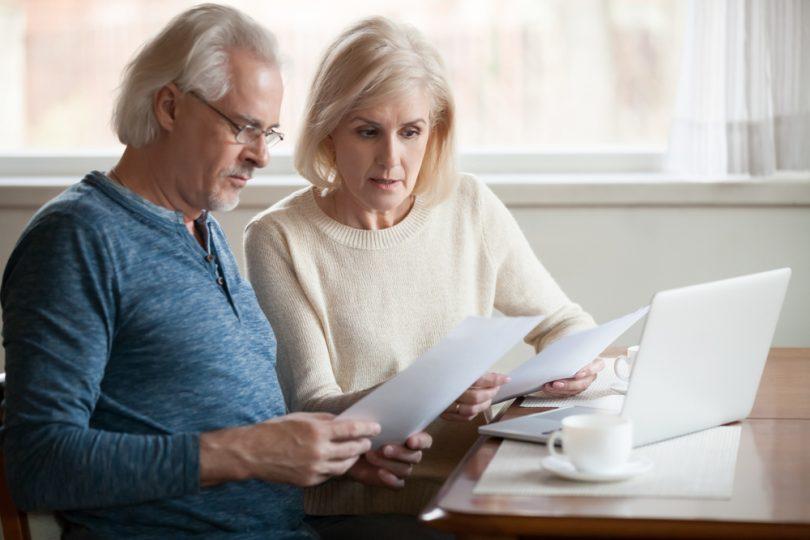 Coupe de retraité