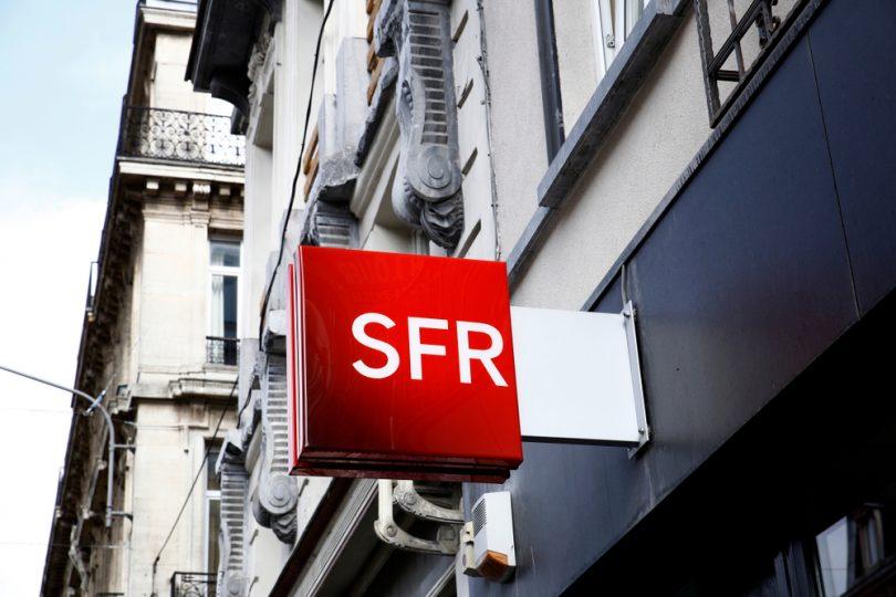 SFR renseignement économique