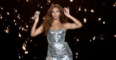 Beyonce en concert