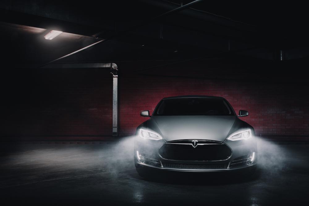 voiture Tesla