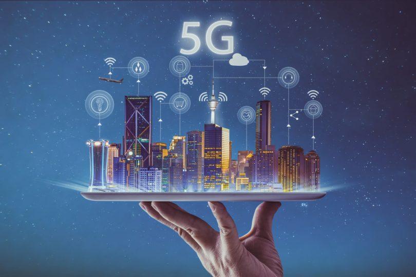 internet 5G-