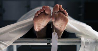 Mort en autopsie