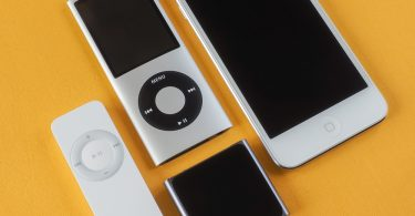 modèle iPod