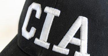 casquette CIA