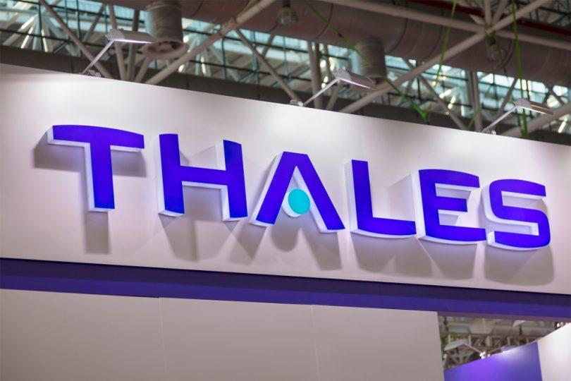 logos Thales
