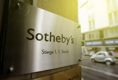 plaque sotheby's