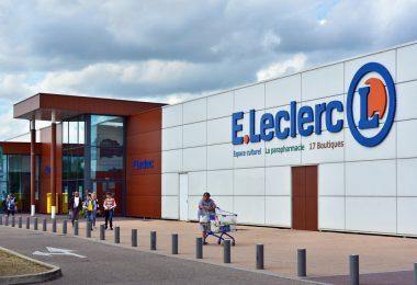 Enseigne E Leclerc