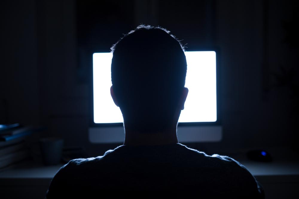 internaute devant ordinateur