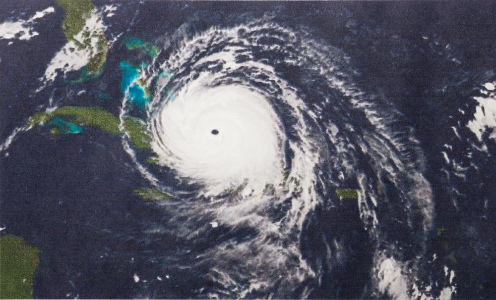 oeil Ouragan
