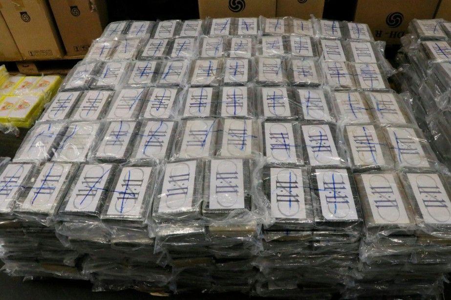 Saisie record de cocaïne en Uruguay — Amérique latine