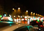 Taxi parisiens
