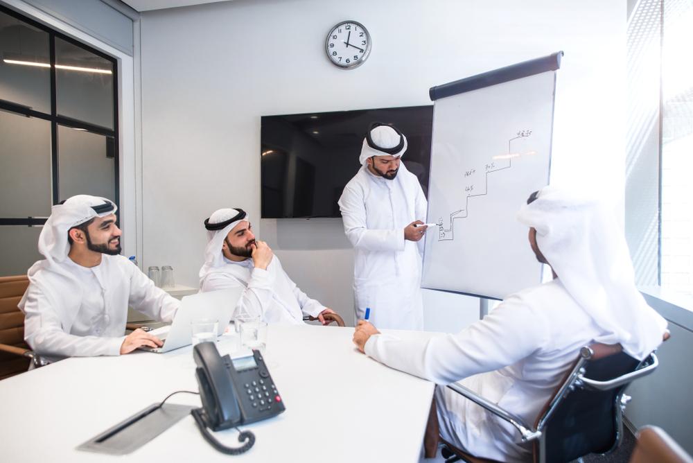 réunions de Saoudiens
